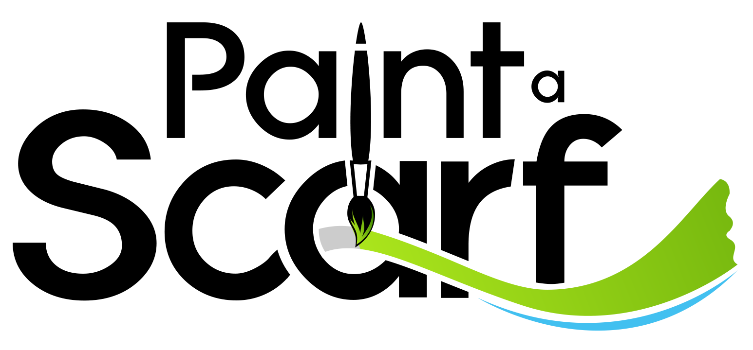 Paint a Scarf Mobile Retina Logo