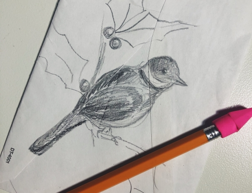 All You Need is a Pencil to Keep Boredom Away